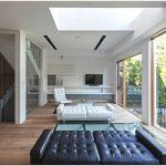 Оригинальный дизайн-проект городского дома с элементами тетрис