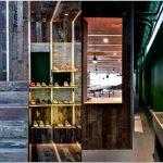 Переулками шанхая: уникальный дизайн обувного магазина