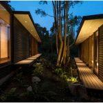 Великолепный проект гостевого дома в окружении чилийской природы