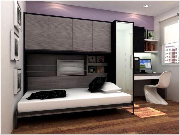 Фото — 5 Шкаф-кровать – полноценная кровать с ламелевым дном и ортопедическим матрасом