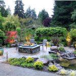 Дизайн двора частного дома: облагораживаем и стильно оформляем территорию