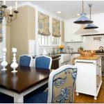 Шторы для кухни — 50 фото дизайна