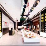 Дизайн магазина шоколада patchi: новое воплощение роскоши востока