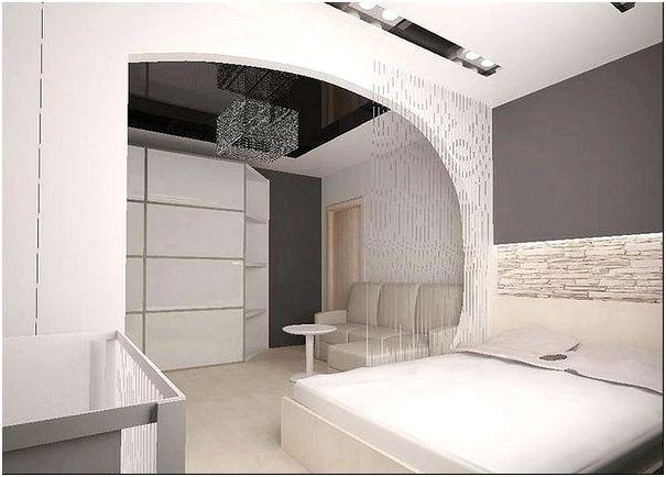 Фото 21 – Общая комната в современном стиле