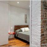 Кирпичная стена в интерьере — 50 фото идей оформления