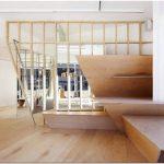 Органичный дизайн необычного магазина обуви feit