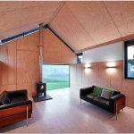 Преображение старой мельницы в современный загородный дом для семейного отдыха