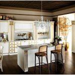 Дизайн гостиной-кухни. готовый дизайн-проект (53 фото)