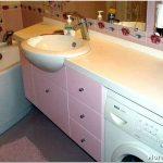 Правильный уход за мебелью для ванной комнаты