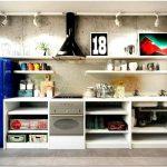 Классический интерьер квартиры в стиле лофт