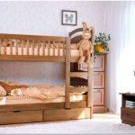 В помощь заботливым родителям: выбор кровати ребёнку