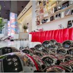 Яркий и современный торговый центр gindi invest