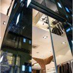 Экстраординарный интерьер магазина одежды f.b. aurum — смелая концепция от leonardo macheda, аоста, италия