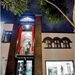 Проект архитекторов citric studio: смешение цвета и стилей в оформлении дома моды privat в лиме, перу