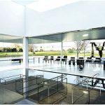 Стеклянный куб, или дизайн-проект выставочного зала molteni#038;c от мастера ron gilad
