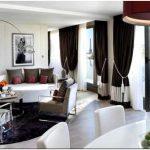 Белый интерьер гостиной (107 фото)