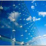 Витражное остекление фасадов – красота стеклянных форм