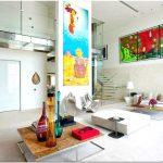 Необычный интерьер квартиры: двухэтажное дыхание роскоши в малибу от fernanda marques arquitetos associados, сша