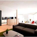 Лаконичный стиль интерьера блестящей квартиры от студии n232 arquitectura, arnedo, провинция la rioja, испания
