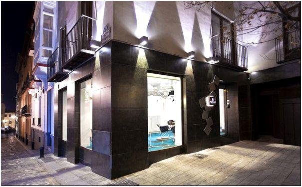 Отель в Портаго-21