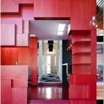 Дизайн проект дома — облака в австралийском мельбурне