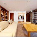 Потрясающий дизайн-проект элитного магазина брендовой обуви a+s в стиле минимализм, токио