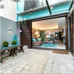 Облагороженный урбанизм от dt studio в привлекательном проекте itaim villa house, сан-паулу, бразилия