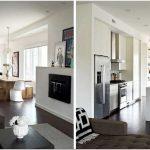 Строгий дизайн-проект частного дома в минималистском стиле для творческих людей