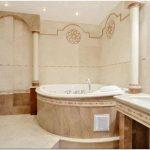 3D полы в ванной или практичная красота