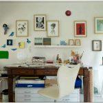 Варианты оформления художественной мастерской