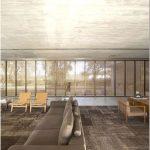 Ода открытому пространству – великолепный проект большого семейного дома с бассейном