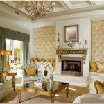Шторы для гостиной – стильно и функционально