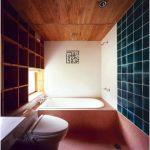 Потолок в ванной комнате: выбор способа отделки