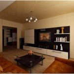 Дизайн-проект двухкомнатной квартиры (107 фото)
