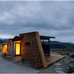 Концептуальный дизайн-проект загородного деревянного дома
