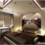 Дизайн потолка в спальне – безграничное количество возможностей и идей