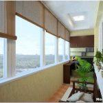 Полезные советы для оформления узкого балкона
