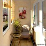 Дизайн балконов снаружи и внутри — 60 фото