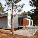 Вдали от городской суеты: экологичный дом nature and urban ecology center от manuel fonseca gallego в альбасете
