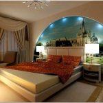 Выбираем шторы в спальню: 112 идей оформления