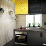 Практичные советы, чем можно задекорировать стены на кухне