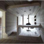 Потрясающий дизайн smolenka «oak tube»; apartment — уникальный проект от peter kostelov