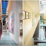 Потрясающий дизайн-проект современного двухэтажного дома в модернистском стиле