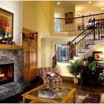 Дизайн гостиной в частном доме. больше пространства для ваших желаний (91 фото)