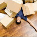 Мальнькие хитрости комфортного переезда: несколько советов, чтобы облегчить эту трудную задачу