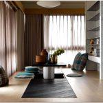 Роскошный интерьер особняка circle от студии ganna design как отражение внутреннего мира владельцев