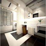 Прекрасный дизайн-проект типовой двухкомнатной квартиры