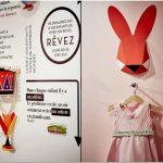 Необычные интерьеры детских магазинов: временная площадка cocolico как пример продуманной концепции бренда