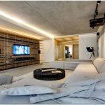 Нерозовый гламур – оригинальный проект частной резиденции «кайф» от студии «форм»