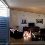 Привлекательный и простой дом от компании bourne blue architects, новый южный уэльс, австралия